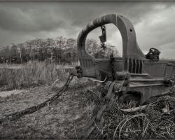 Abandon Dragline