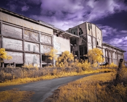 Pioneer Road Abandon Phosphate Factory