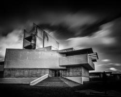 Frank Lloyd Wright Annie Pfeiffer Hall