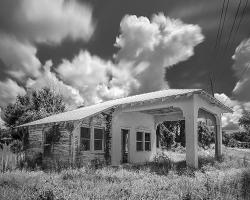 Arcadia Historical Garage