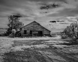 Abandon Grove Farmers House