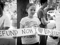 Planned Parenthood Protestors