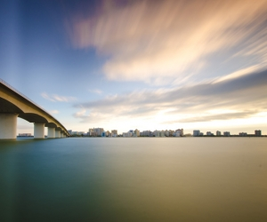 John Ringling Bridge in Daylight