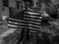 Proud Flag Man